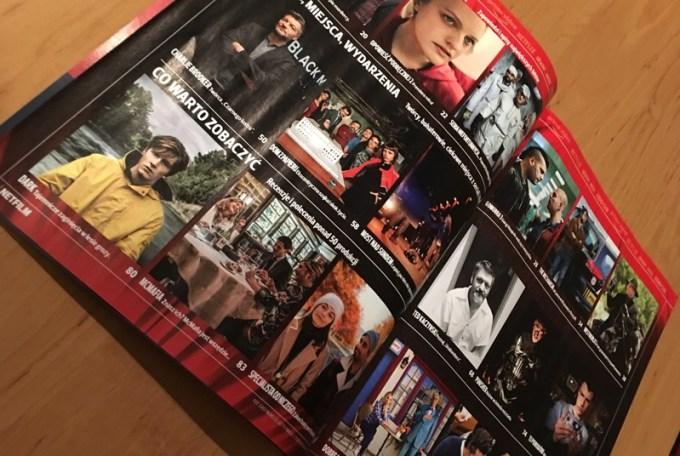 Co w środku magazynu Netfilm?