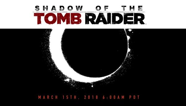 """""""Shadow of the Tomb Raider"""" pojawi się 14 września 2018 roku?"""