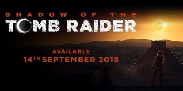 """Oficjalna zapowiedź """"Shadow of the Tomb Raider"""""""
