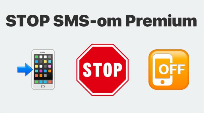 STOP SMS-om Premium