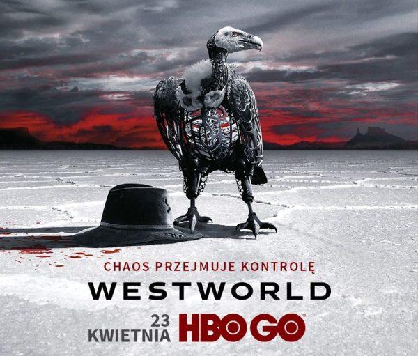 """Oto przedsmak drugiego sezonu serialu """"Westworld 2"""""""