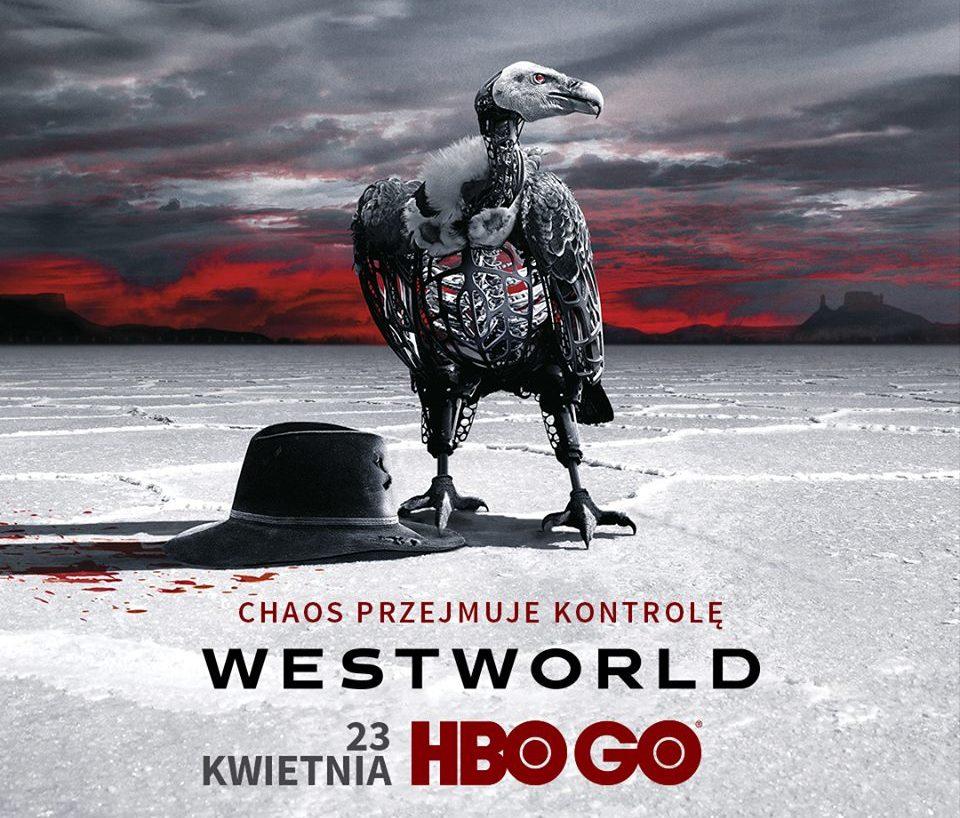 Westworld 2 od 23 kwietnia 2018 na HBO GO