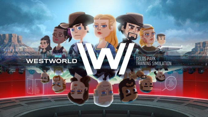 Westworld Mobile Game - wstępna rejestracja