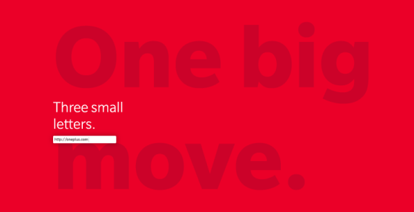 OnePlus wreszcie kupiło domenę, którą powinno mieć!