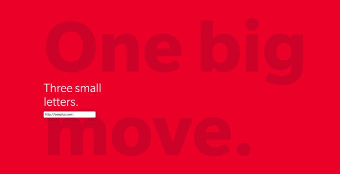 Domena oneplus.com należy oficjalnie do OnePlus