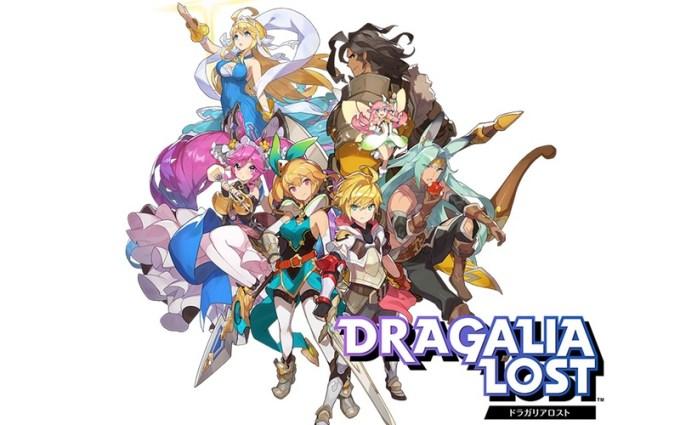 "Mobilna gra RPG ""Dragolia Lost"" (Nintndo i Cygames)"