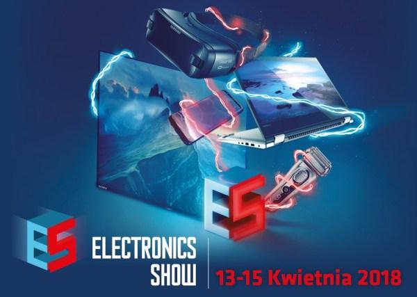 W ten weekend możesz odwiedzić targi Electronics Show w Warszawie