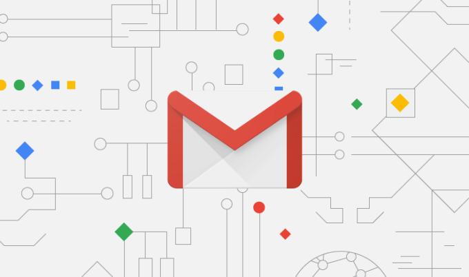 Nowy Gmail (2018) - wygląd i funkcje