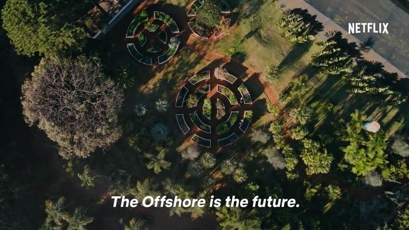Wyspa Offshore z serialu 3%