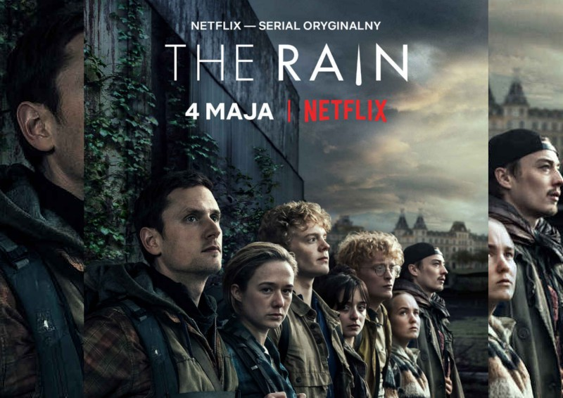 """The Rain"" Netflix original (4 maja 2018 r.)"