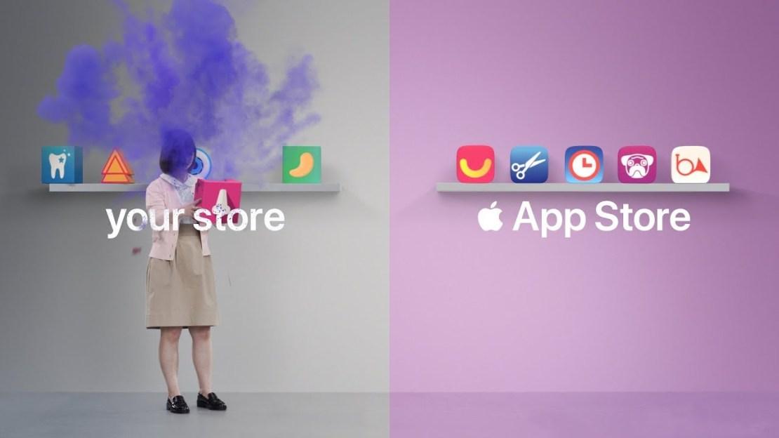 Apple zachęca użytkowników Androida do przejścia na iPhone'a