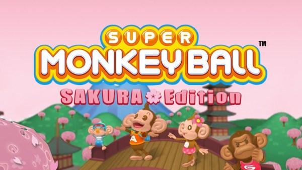 Super Monkey Ball: Sakura Edition – nowa gra mobilna z kolekcji SEGA Forever