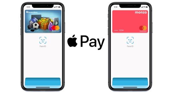 Ukraińcy już mogą płacić za pomocą Apple Pay