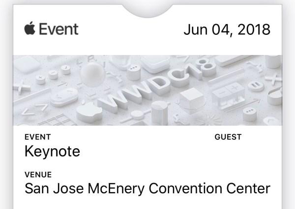 Apple zaprasza media na konferencję otwierającą WWDC 2018