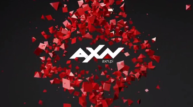 AXN Polska (logo)