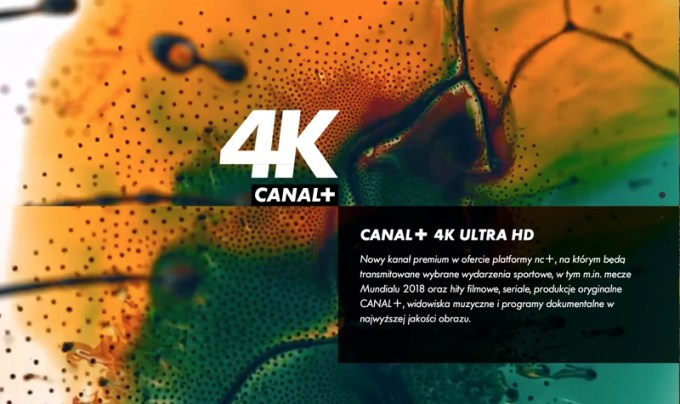 Canal+ 4K Ultra HD (screen)