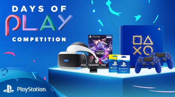 """""""Days of Play"""" powraca z 11-dniowymi rabatami i nową limitowaną wersją PS4"""
