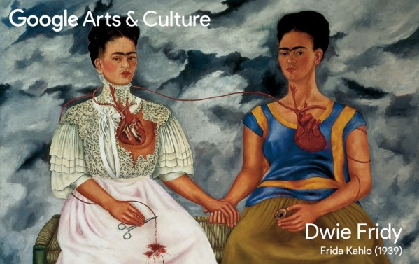 """Faces of Frida"" – cyfrowa retrospektywa w Google Arts & Culture"
