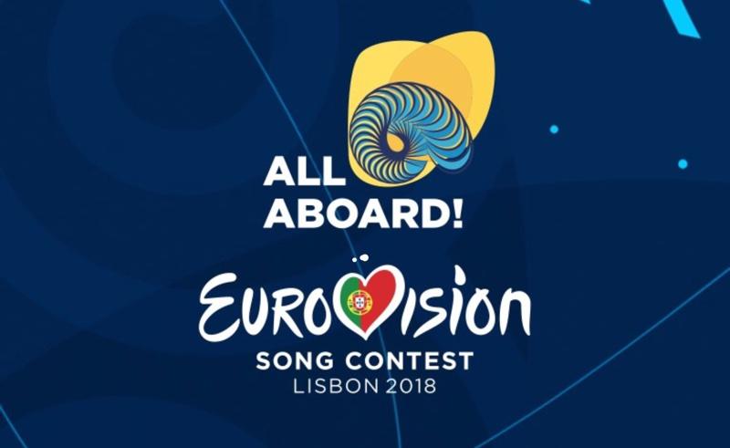 Logo konkursu z hasłem All Aboard!