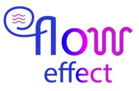 flow effect (logo)