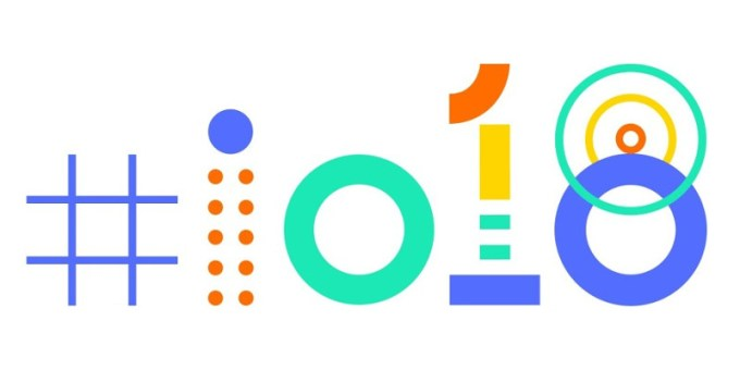 Google I/O 2018 (logo)