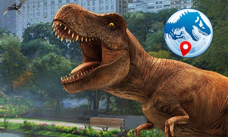 Jurassic World Alive – gra mobilna AI