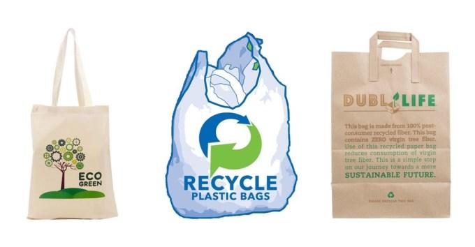 które torby na zakupy są bardziej ekologiczne?