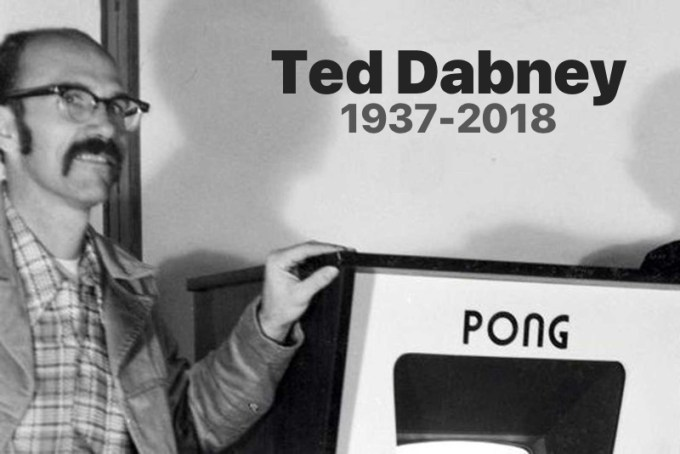 Ted Dabney (1937-2018)