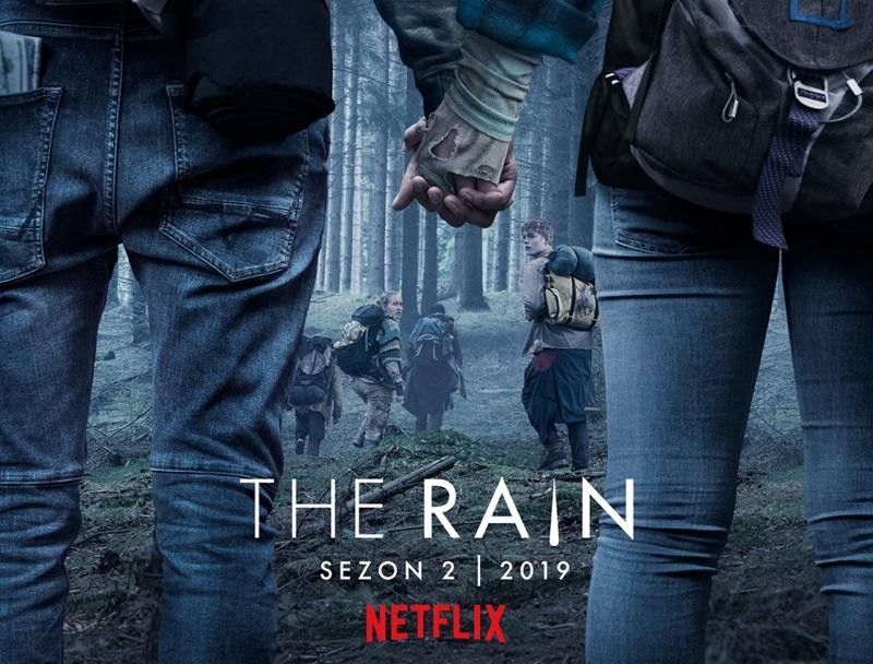 """Zapowiedź drugiego sezonu serialu """"The Rain"""" (Netflix)"""
