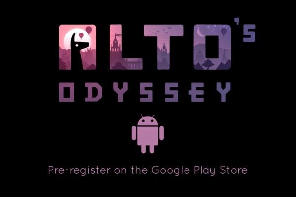 Alto's Odyssey na Androida już w przyszłym miesiącu