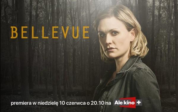 """Upiorny i wstrząsający serial """"Bellevue"""" od dziś w Ale kino+"""