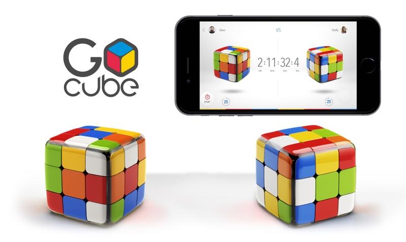 GoCube – kostka Rubika z Bluetoothem