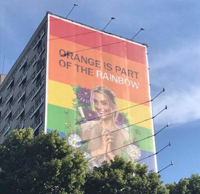 "Netflix Polska ""OITNB"" (Pride Warsaw)"