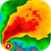 NOAA Radar Pro: Weather Alerts (ikona)