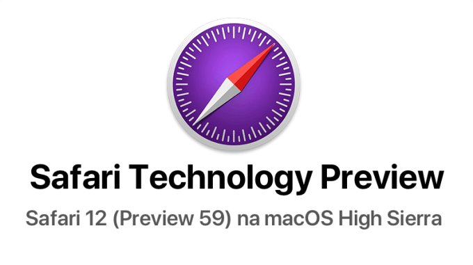 Safari 12 (technology Preview 59)