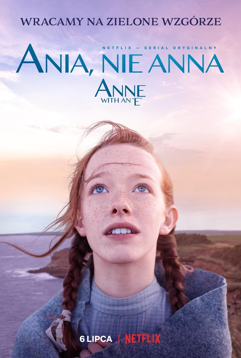 "Plakat serialu ""Ania, nie Anna"" (Netflix)"