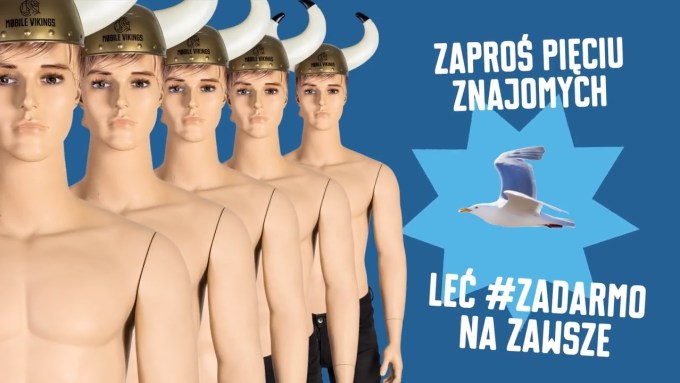 Mobile Vikings – zaproś 5 znajomych i miej #ZaDarmo na zawsze