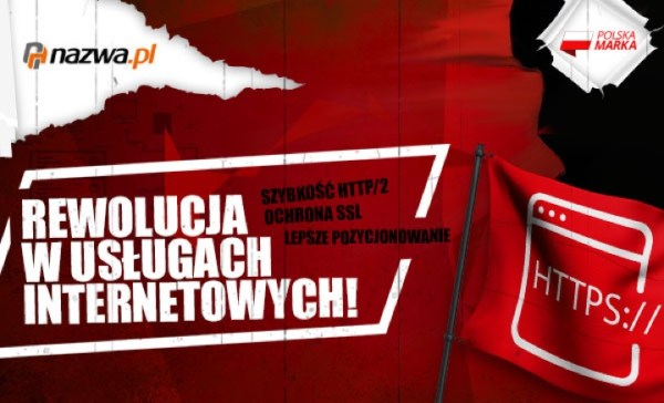 Darmowy certyfikat SSL do domeny internetowej w nazwa.pl