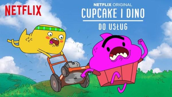 """Cupcake i Dino: do usług"" od 27 lipca na Netfliksie"