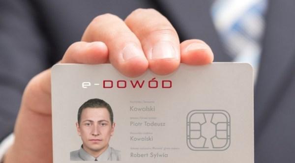 E-dowód w Polsce od marca 2019 r.