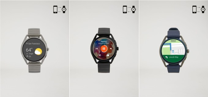 Smartwatche Emporio Armani Connected (kolekcja 2018) z Wear OS