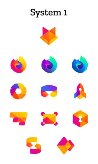 System 1 logo Firefox
