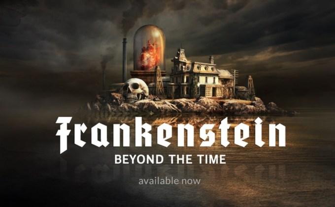 Gra VR: Frankenstein: Beyond the Time