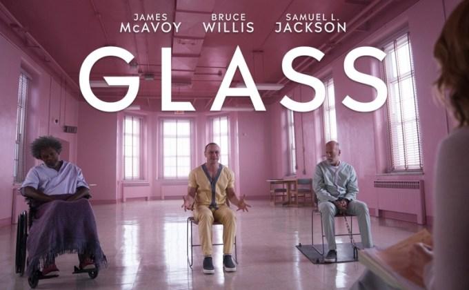 """Film """"Glass"""" (""""Szkło"""") M. Night Shyamalana"""
