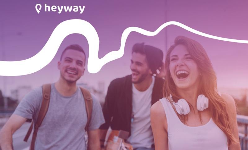 Heyway – aplikacja mobilna