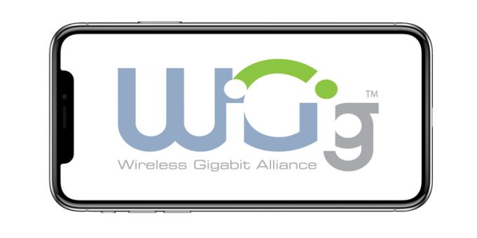 iPhone WiGig