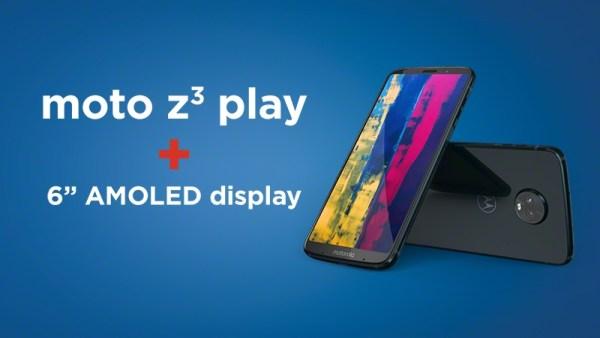 Motorola moto z³ play dostępna w przedsprzedaży w Polsce