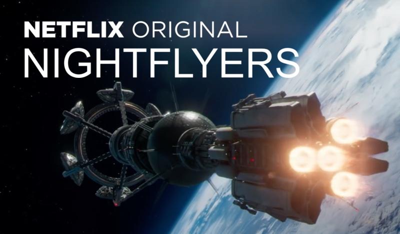 Nightflyers | główny zwiastun (Netflix original)
