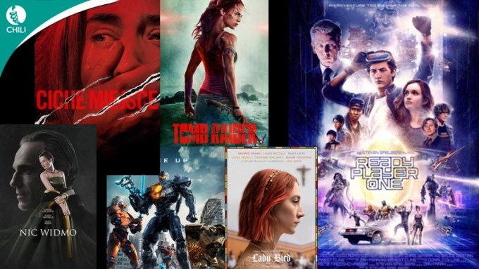 Nowości CHILI Cinema lipiec 2018