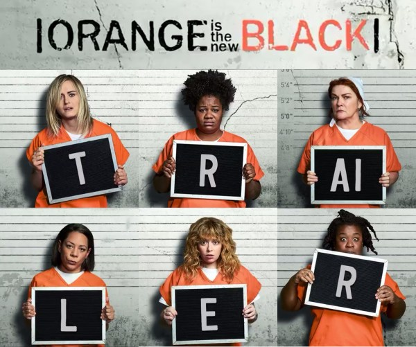 "Trailer 6. sezonu serialu ""Orange Is The New Black"""